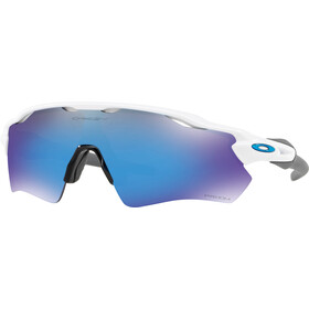 Oakley Radar EV Path Occhiali da sole, polished white 73/prizm sapphire